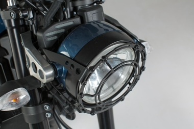 Lps 06 599 10000 B Zusatz 10 20 1 Scheinwerferschutz Schutzgitter Schwarz Yamaha XSR 900 16