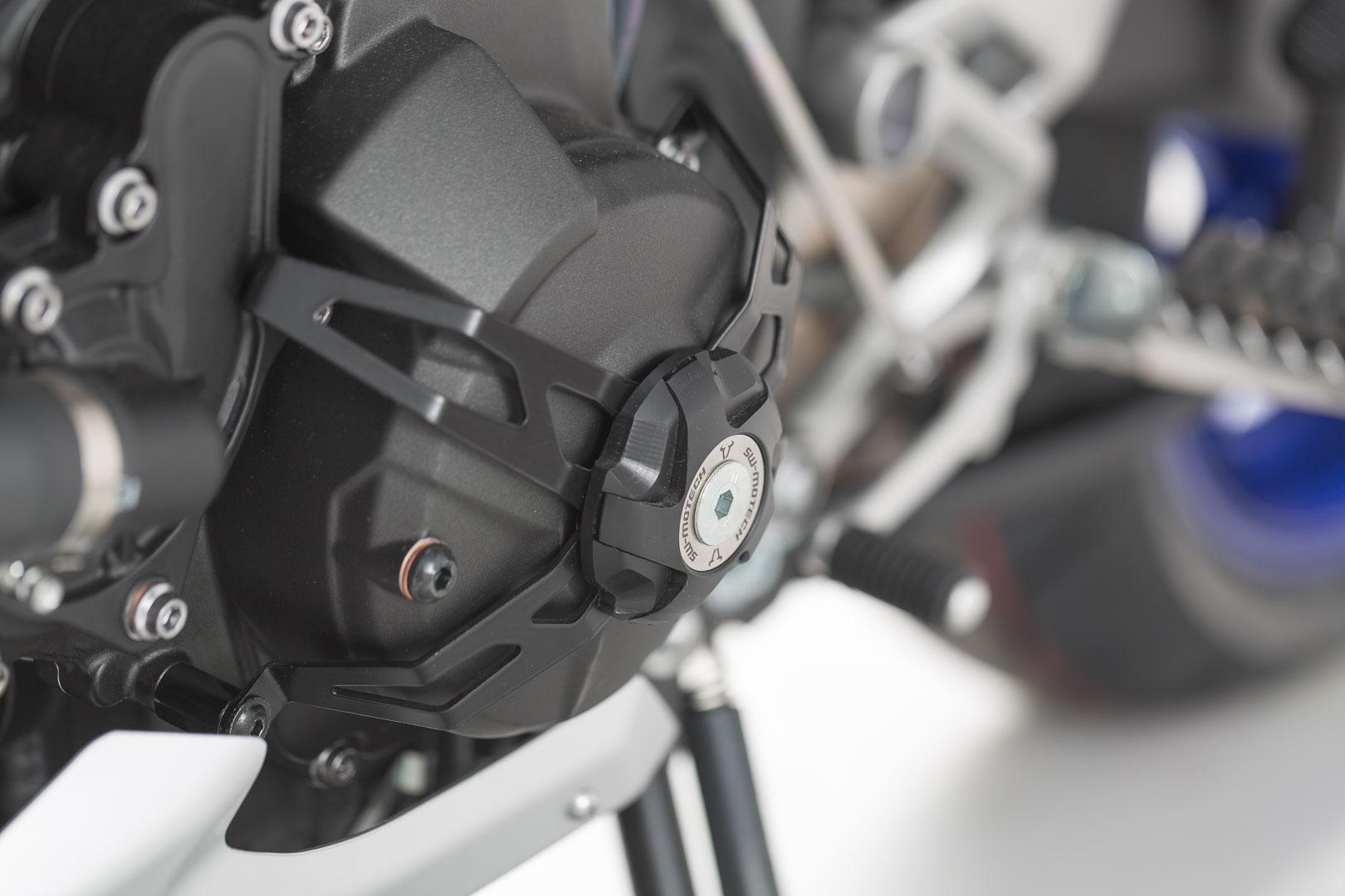 Yamaha XSR900 MT 09 Tracer Stp 06 449 10000 B Lichtmaschinendeckel Schutz Schwarz 13 XSR 900 16