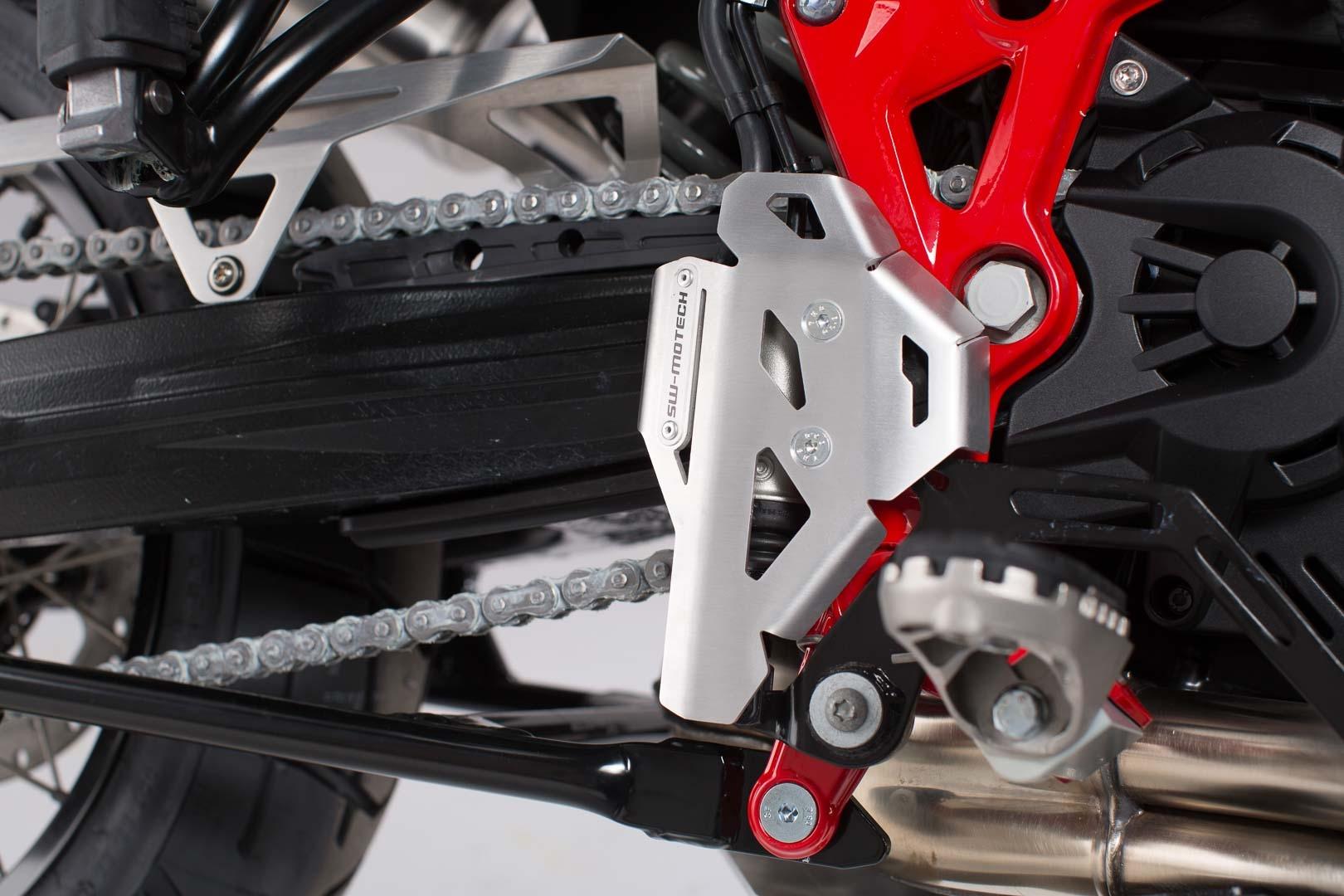 SW Motech brake cylinder guard, BMW F650GS, F700GS, F800GS & F800GSA